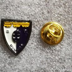 Colecionismo desportivo: PIN DE FÚTBOL - MUNGUIA - VIZCAYA.. Lote 205818190