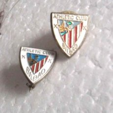 Coleccionismo deportivo: DOS PINS DEL BILBAO. Lote 156999278