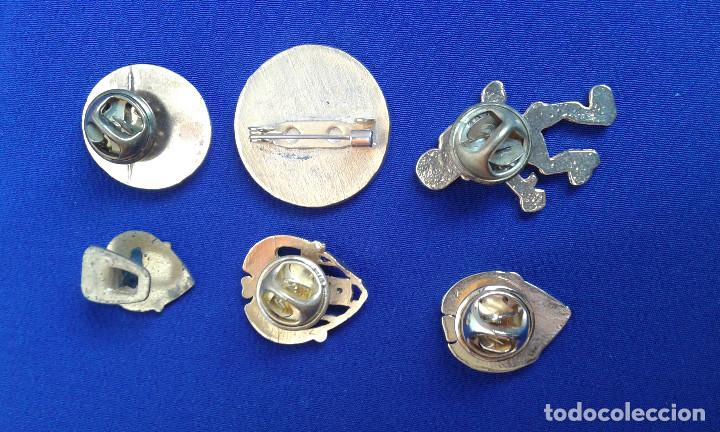 Coleccionismo deportivo: PINS DEL LEVANTE UNION DEPORTIVA- ANIVERSARIOS - Foto 3 - 158174514