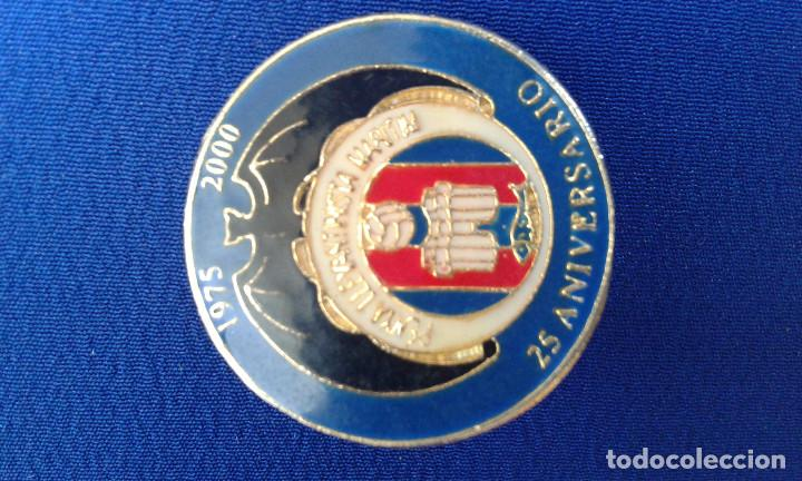 Coleccionismo deportivo: PINS DEL LEVANTE UNION DEPORTIVA- ANIVERSARIOS - Foto 7 - 158174514