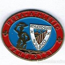 Coleccionismo deportivo: PEÑA ATHLETIC ZANTURTZI. Lote 159248046