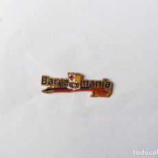 Coleccionismo deportivo: PIN BARÇA MANIA. Lote 159343726