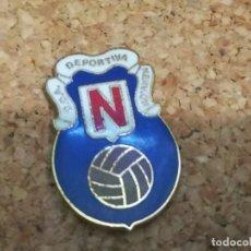 Coleccionismo deportivo: PIN CDA DEPORTIVA NERVION ANDALUCIA SEVILLA. Lote 159778926