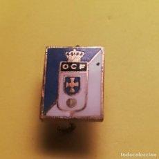 Coleccionismo deportivo: INSIGNIA OVIEDO CF. Lote 160694094