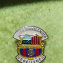 Coleccionismo deportivo: PIN PENYA PEÑA BARCELONISTA URGELLENCA SEU D URGELL F C BARCELONA BARÇA. Lote 160810897