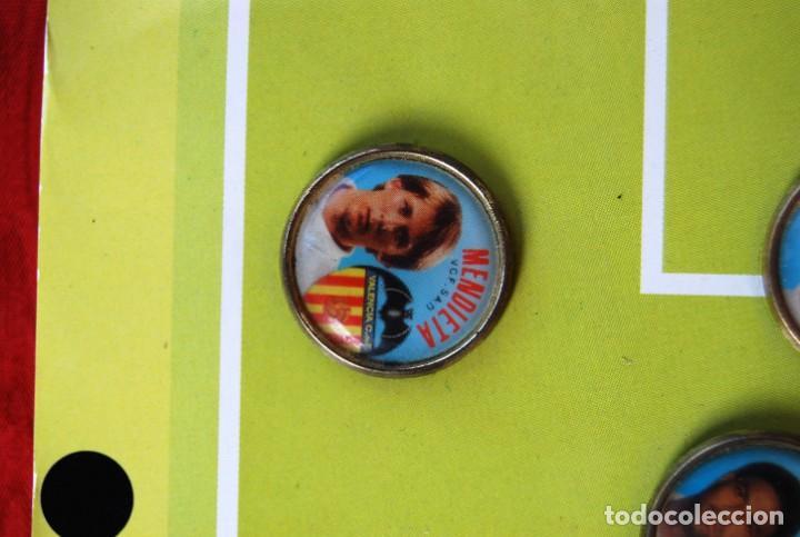 Coleccionismo deportivo: LOTE DE 21 PINS ALINEACIÓN VALENCIA C F TEMPORADA 95-96 MESTALLA LINEVA . DIFÍCIL - Foto 12 - 165994658