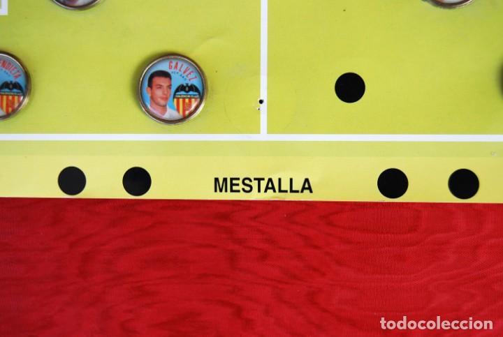 Coleccionismo deportivo: LOTE DE 21 PINS ALINEACIÓN VALENCIA C F TEMPORADA 95-96 MESTALLA LINEVA . DIFÍCIL - Foto 13 - 165994658