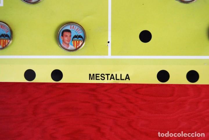 Coleccionismo deportivo: LOTE DE 21 PINS ALINEACIÓN VALENCIA C F TEMPORADA 95-96 MESTALLA LINEVA . DIFÍCIL - Foto 17 - 165994658