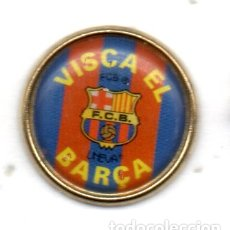 Coleccionismo deportivo - Pin-Visca Barca - 167997492