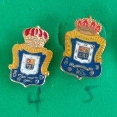 Coleccionismo deportivo: PINS DE LA UNION DEPORTIVA LAS PALMAS. Lote 152491518
