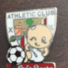 Coleccionismo deportivo: PINS PEÑAS ATHLETIC. Lote 168951020