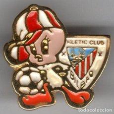 Coleccionismo deportivo: PINS PEÑAS ATHLETIC MOTIVO ATHLETIC. Lote 169916852