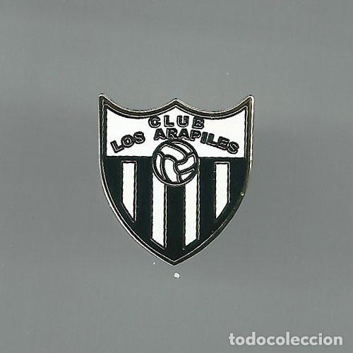 INSIGNIA / PIN DE EQUIPO DE FÚTBOL - CLUB LOS ARAPILES (Coleccionismo Deportivo - Pins de Deportes - Fútbol)