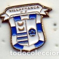 Coleccionismo deportivo: VILLAFRANCA C.F.-VILLAFRANCA DE CORDOBA-CORDOBA. Lote 173471400