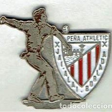 Coleccionismo deportivo: PEÑA ATHLETIC CLUB JAI ALAI DE BURLADA. Lote 173629990