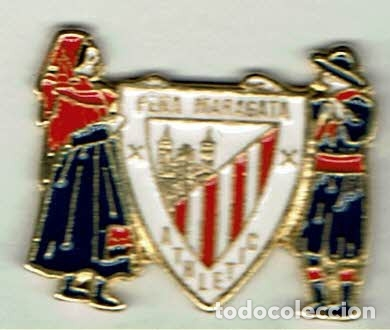 PEÑA MARAGATA DEL ATHLETIC CLUB (Coleccionismo Deportivo - Pins de Deportes - Fútbol)