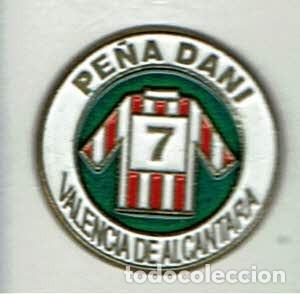 PEÑA ATHLETIC CLUB DANI DE VALENCIA DE ALCANTARA (Coleccionismo Deportivo - Pins de Deportes - Fútbol)