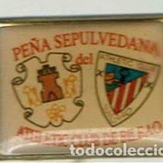 Coleccionismo deportivo: PEÑA SEPULVEDANA DEL ATHLETIC CLUB. Lote 173630297