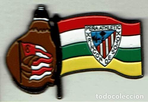 PEÑA ATHLETIC CLUB DE RINCON DE SOTO (Coleccionismo Deportivo - Pins de Deportes - Fútbol)