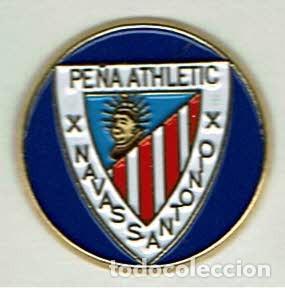 PEÑA ATHLETIC NAVAS SAN ANTON (Coleccionismo Deportivo - Pins de Deportes - Fútbol)