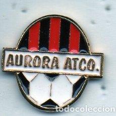 Coleccionismo deportivo: AURORA ATLETICO-MALAGA. Lote 173666904