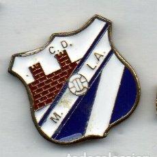 Coleccionismo deportivo: MIRAFLORES DE LOS ANGELES C.D.-MALAGA. Lote 173667483