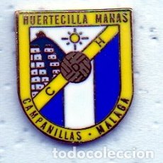 Coleccionismo deportivo: HUERTECILLA NAVAS C.F.-CAMPANILLAS-MALAGA. Lote 173713395