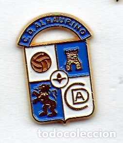 ALHAURINO C.D. ( ESCUDO DIFERENTE )-ALHAURINO EL GRANDE-MALAGA (Coleccionismo Deportivo - Pins de Deportes - Fútbol)