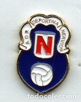 NERVION C.D.-SEVILLA (Coleccionismo Deportivo - Pins de Deportes - Fútbol)
