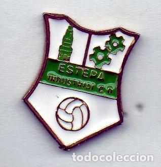 ESTEPA INDUSTRIAL C.D.-ESTEPA-SEVILLA (Coleccionismo Deportivo - Pins de Deportes - Fútbol)