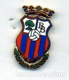BRENES BALOMPIE-BRENES-SEVILLA (Coleccionismo Deportivo - Pins de Deportes - Fútbol)