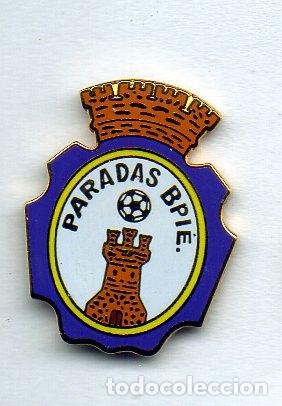 PARADAS BALOMPIE -PARADAS-SEVILLA (Coleccionismo Deportivo - Pins de Deportes - Fútbol)