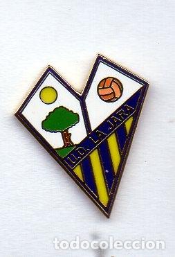 LA JARA U.D.-MARTIN DE LA JARA-SEVILLA (Coleccionismo Deportivo - Pins de Deportes - Fútbol)