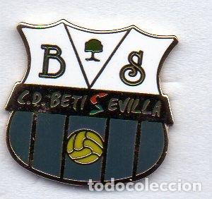 BETIS SEVILLA C.D.-SEVILLA (Coleccionismo Deportivo - Pins de Deportes - Fútbol)