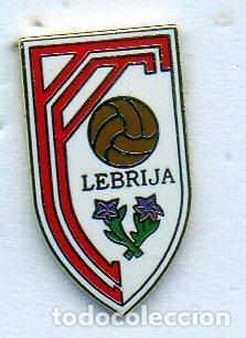 LEBRIJA C.F.-LEBRIJA-SEVILLA (Coleccionismo Deportivo - Pins de Deportes - Fútbol)