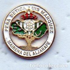 Coleccionismo deportivo: BETIS REAL BALOMPIE ( PEÑA )-SEVILLA. Lote 173823087