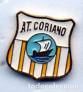 CORIANO ATLETICO-CORIA DE SEVILLA-SEVILLA (Coleccionismo Deportivo - Pins de Deportes - Fútbol)