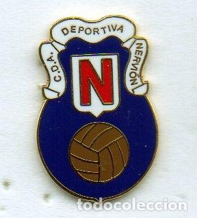 NERVIÓN A.D.-SEVILLA (Coleccionismo Deportivo - Pins de Deportes - Fútbol)