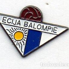 Coleccionismo deportivo: ECIJA BALOMPIE-ECIJA-SEVILLA. Lote 173833288
