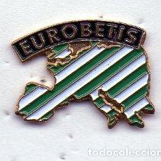Coleccionismo deportivo: MOTIVO EUROBETIS-SEVILLA. Lote 173843434