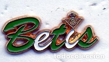 MOTIVO DE BETIS-SEVILLA (Coleccionismo Deportivo - Pins de Deportes - Fútbol)