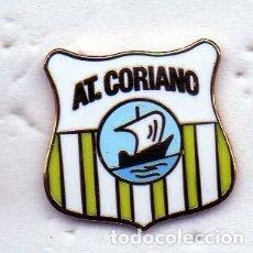 Coleccionismo deportivo: CORIANO ATLETICO (ERROR COLORES)-CORIA DEL RIO-SEVILLA. Lote 173845340