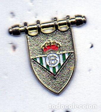MOTIVO DEL BETIS-SEVILLA (Coleccionismo Deportivo - Pins de Deportes - Fútbol)