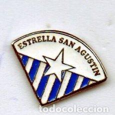 Coleccionismo deportivo: ESTRELLA SAN AGUSTIN C.F.-ALCALÁ DE GUADAIRA-SEVILLA. Lote 173851432