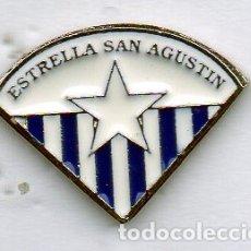Coleccionismo deportivo: ESTRELLA SAN AGUSTIN C.F.-ALCALÁ DE GUADAIRA-SEVILLA. Lote 173851600