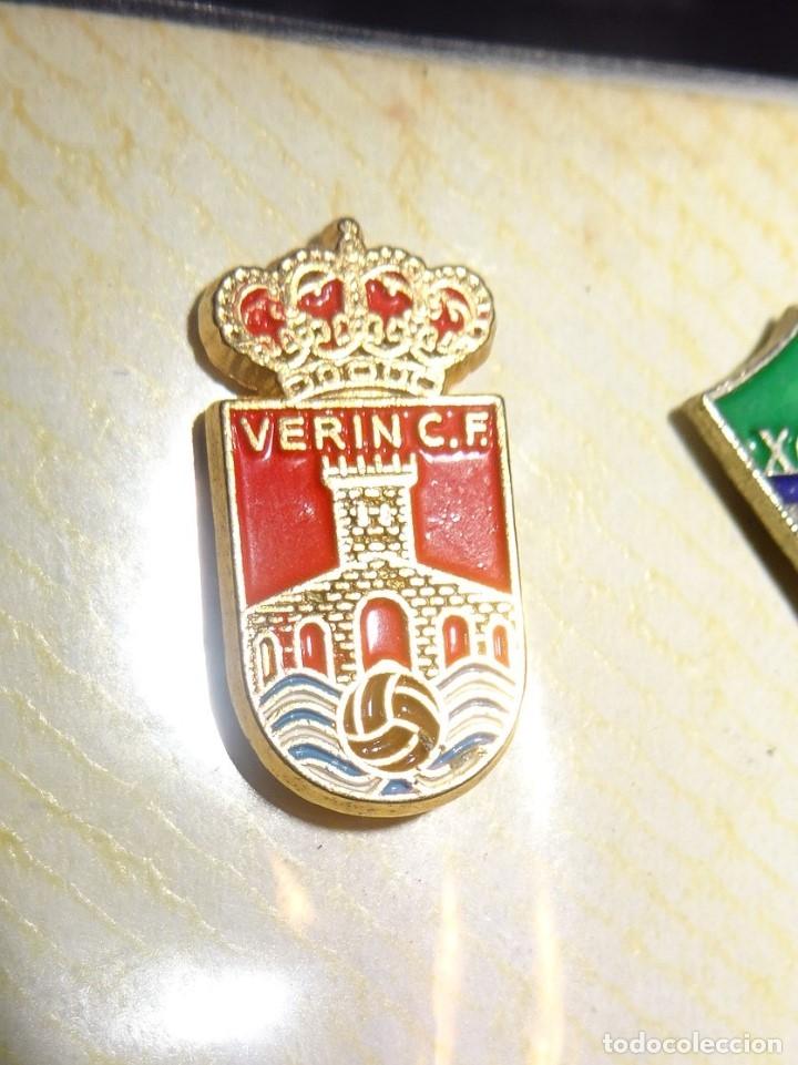 PIN FUTBOL VERIN CF (Coleccionismo Deportivo - Pins de Deportes - Fútbol)
