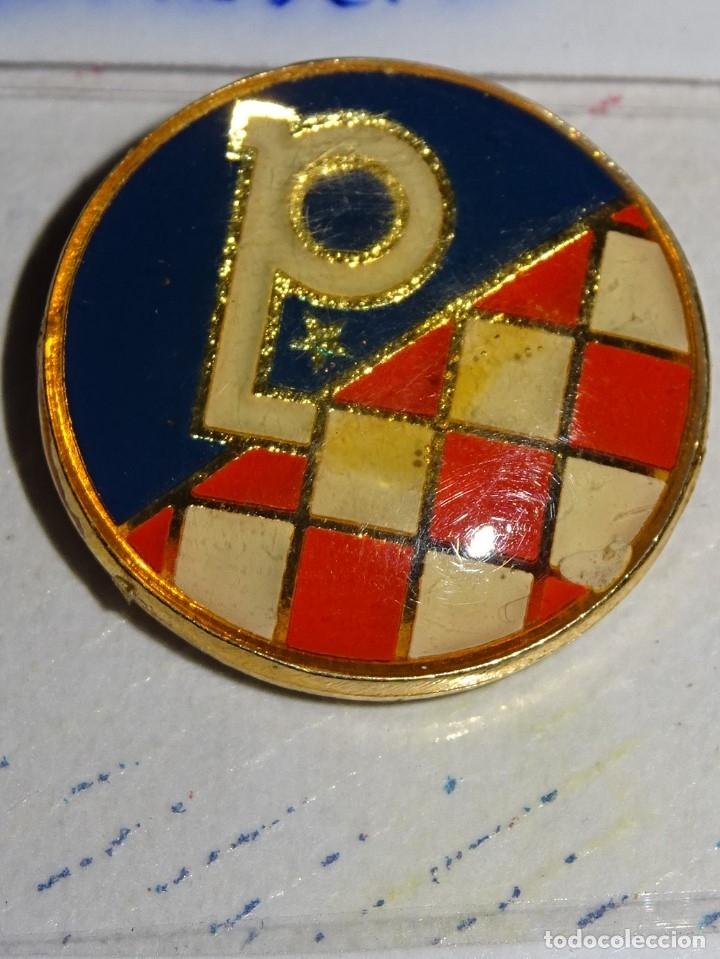 PIN FUTBOL PAZINCA PAZIN (CROACIA) (Coleccionismo Deportivo - Pins de Deportes - Fútbol)
