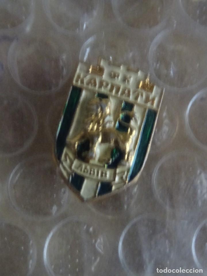 PIN FUTBOL NIVA VINNIZA (UKRANIA) (Coleccionismo Deportivo - Pins de Deportes - Fútbol)