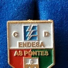 Coleccionismo deportivo: ENDESA AS PONTES (LA CORUÑA). Lote 168101488