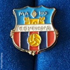Coleccionismo deportivo: MENORCA (BALEARES). Lote 168945528